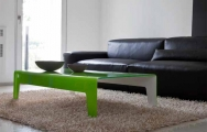 Moderné stoly do obývačky