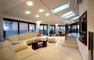 Realizácie obývačky domov