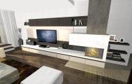 Vizualizácie  interiéry bytov od KUCHYNEPRUNUS.SK