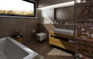 Návrhy, vizualizácie kúpeľní