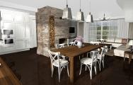 Návrhy interiérov domu vintage od KUCHYNEPRUNUS.SK