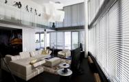 Luxusná  obývačková stena na mieru