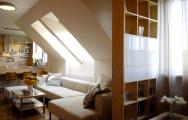 Moderné  obývačkové steny na mieru