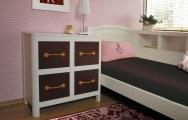 Dievčenské detská izby na mieru