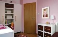 Dievčenské detské izby nábytok na mieru
