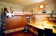 Detské izby chlapčenské nábytok na mieru