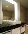 Luxusný nábytok do kúpeľne biely na mieru
