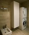Luxusné skrine do kúpeľne biele na mieru