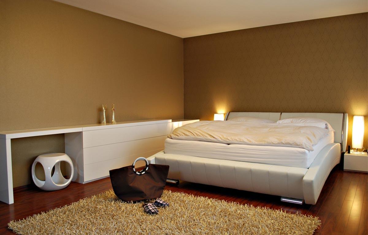 Luxusná spálňa na mieru