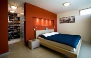 Moderná spálňa a šatník Bratislava