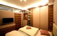 Moderná spálňa so šatníkom Bratislava