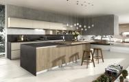 Interiérový dizajn kuchyne na mieru