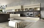 Kuchyňa s obývačkou spolu, na mieru, inšpirácie