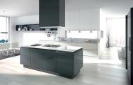 Luxusné kuchyne, Luxusné kuchyňa spojená s obývačkou fotogaléria, Luxusné moderné kuchyne