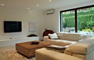 Realizácie  obývačky interiérov
