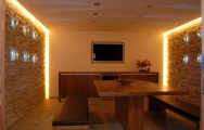 Realizácie  interiérov