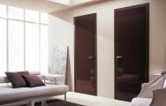 Moderné  interiérové dvere bezfalcové na mieru
