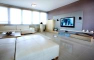 Realizácie obývačky bytov