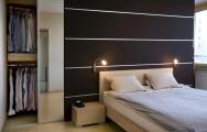 Realizácie spálne bytov