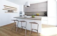 Grafické návrhy kuchyne