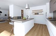 Navrhy*vizualizácie kuchýň