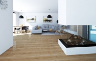 Návrh (vizualizácia) obývačky
