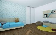 Návrh*Výroba detská izba chlapčenská