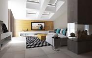 Obývačky návrhy