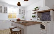 Návrhy (vizualizácie) kuchýň