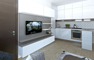 Návrhy interiéru kuchýň