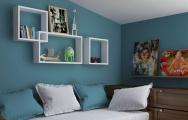 Návrh, vizualizácia izby pre chlapca, výroba nábytku na mieru I PRUNUS štúdio