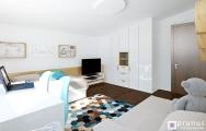 Návrh (vizualizácia) detskej izby pre dve deti, inšpirácie