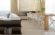 Drevený jedálenský stôl na mieru s kresielkami