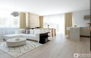 Interiér  3 izbového bytu dizajn, inšpirácie | PRUNUS kuchyne interiéry