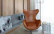 Obývačka s inšpiratívnym kútikom