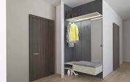 Interiér predsiene - zariadenie, nábytok