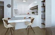 Luxusná kuchyňa do tvaru U, inšpirácie, dizajn