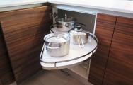 Kuchyňa - vnútorné vybavenie šuflíkov