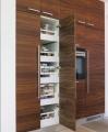 Kuchyňa s potravinovou skriňou na mieru I PRUNUS kuchyne interiéry