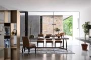 Luxusné kuchynské stoly a stoličky