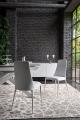 Exkluzívne drevené čalúnené jedálenské stoličky