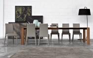 Kožené  stoličky do kuchyne