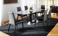 Luxusná jedálenská súprava stôl stolička