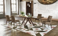 Štýlové jedálenské stoly a stoličky, sety, zostavy