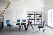 Luxusné dizajnové jedálenské stoly a stoličky, sety