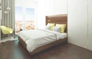 Interiér a zariadenie spálne I PRUNUS štúdio
