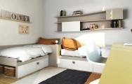 Detská izba pre 2 deti , nábytok na mieru