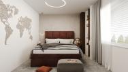 Interiérový dizajn bytu na mieru -PRUNUS studio